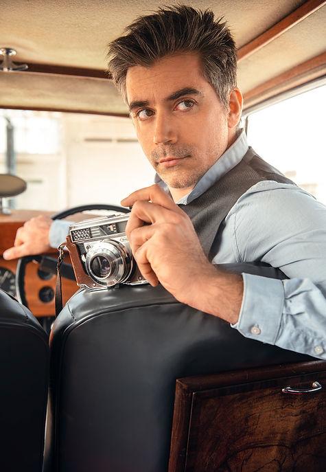 Thomas-Mumbling-Rolls-Royce-caméra-vinta