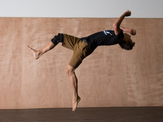Unleash your inner superhero with parkour