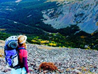 Sleeping on top: A night on a Colorado 14er