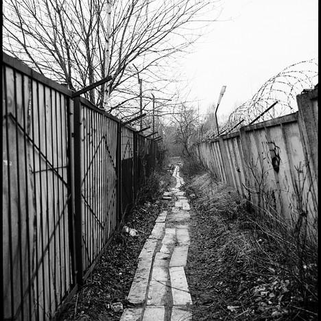 Day 4. Slipaway Path