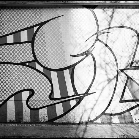 Day 1. Graffiti