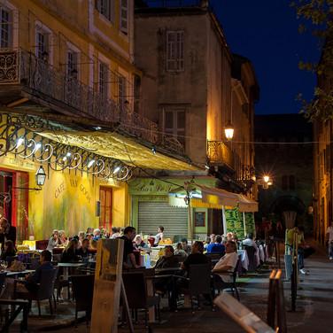 Arles, Café Van Gogh