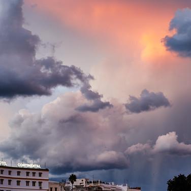 Tanger, Avant d'orage