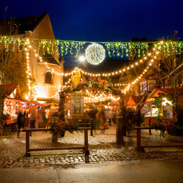 Alsace, Ghosts of Christmas