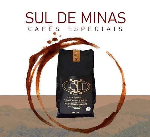 Café Gold Sul de Minas 250g