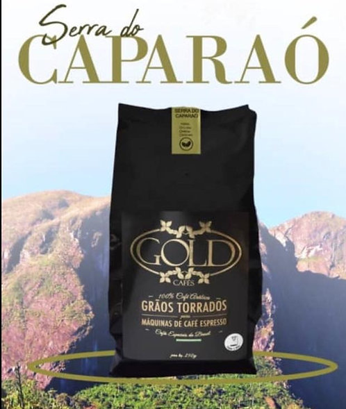 Café Gold Serra do Caparaó 250g