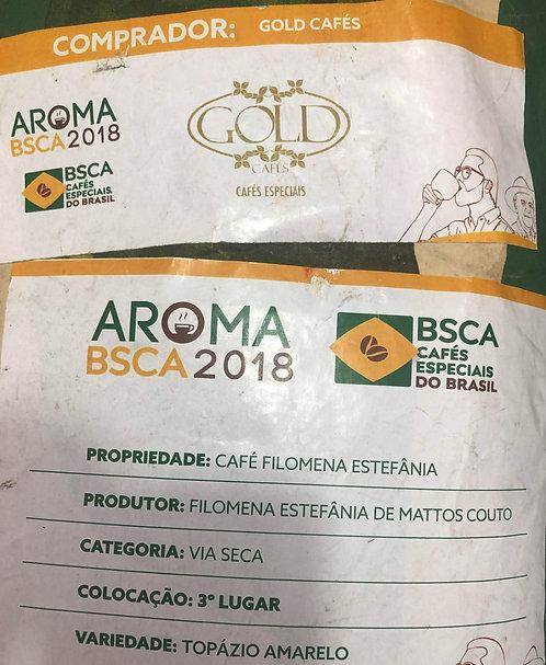 3º CONCURSO AROMAS 2018 250g