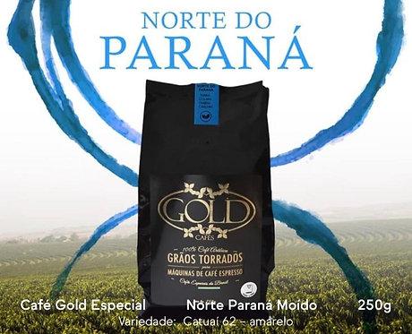 Café Gold Norte Paraná 250g