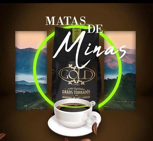 Café Gold Matas de Minas 250g