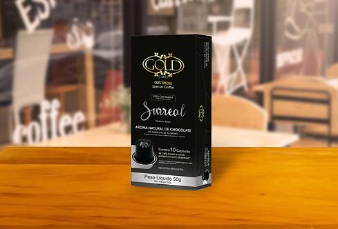 Café Gold em Cápsulas - AROMA CHOCOLATE