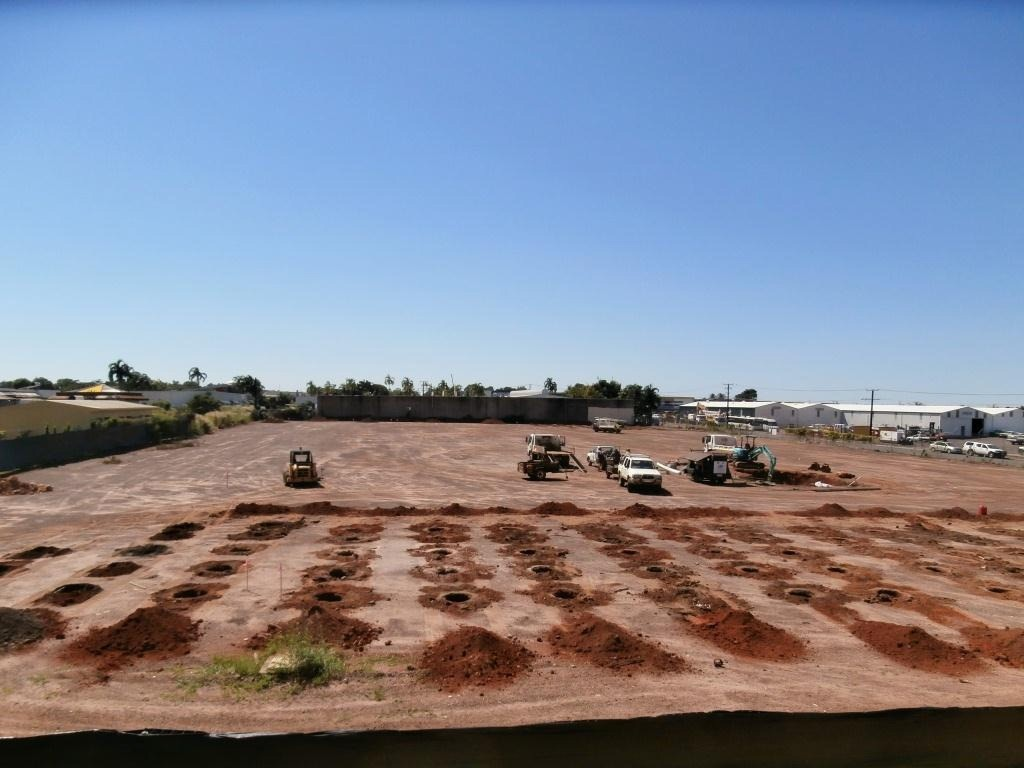 Redevelopment continues