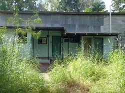 Prior to redevelopment