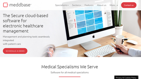 COMPILER VENTURE CAPITAL INVESTS IN MEDICAL MANAGEMENT SYSTEMS TO CREATE NEW ERA IN HEALTHCARE