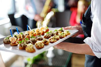 san diego holiday party catering company