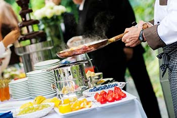 brothers catering events food prep