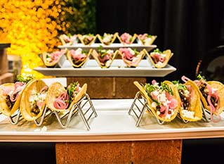 5 Incredibly Popular Food Choices for Corporate Catering