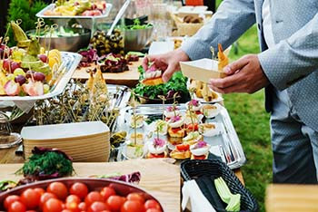 san diego company picnic catering