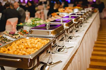 brothers catering events adaptibility