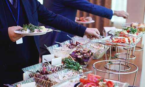 corporate catering san diego