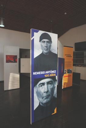 Nemesio Antunez, 100 años
