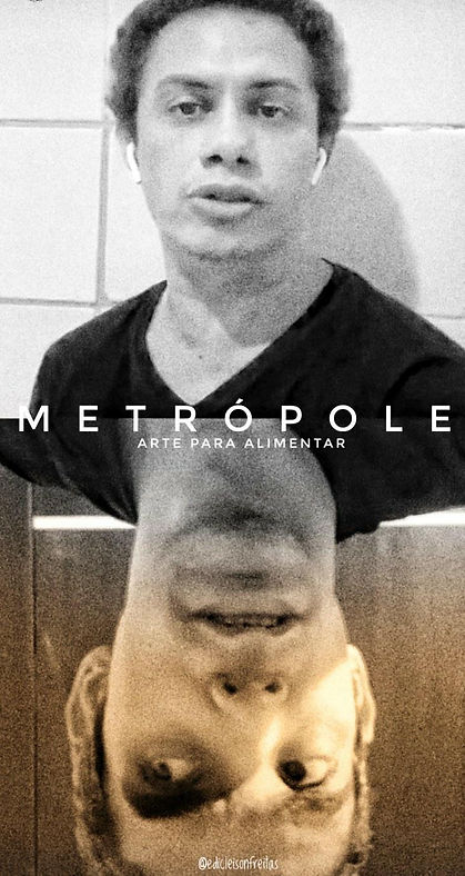Metrópole On-line - print e arte de Edi