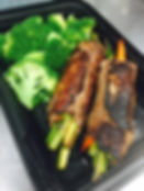 Traveling Gourmet Paleo Meal Service
