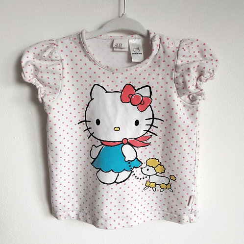 """Hello Kitty"" T-Shirt 9-12 Months"