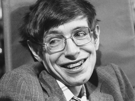 A Hawking Eulogy