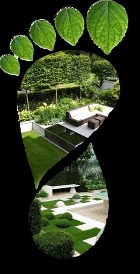 Legendary Landscapes Garden Foot Landsca