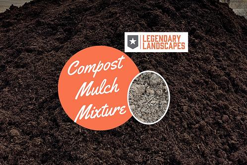 Compost Mulch Mixture
