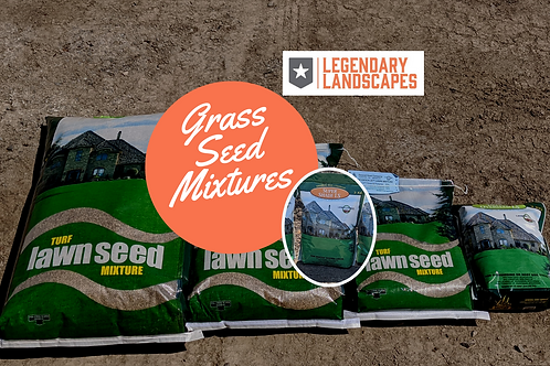 Lawn/Grass Seed Mixtures