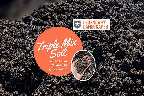 Triple Mix Soil
