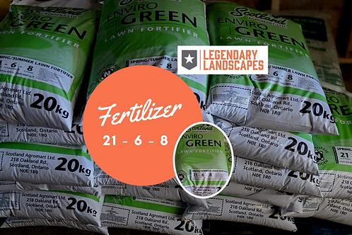 Fertilizer - 20 kg Bag
