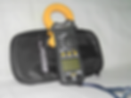 Clamp meter for electrical checks in Home Inspection