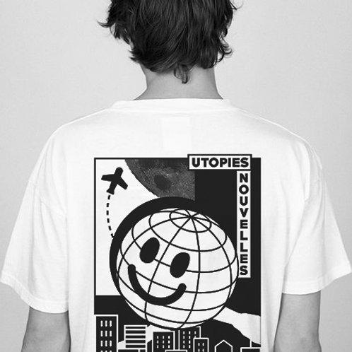 Teeshirt Utopies Nouvelles