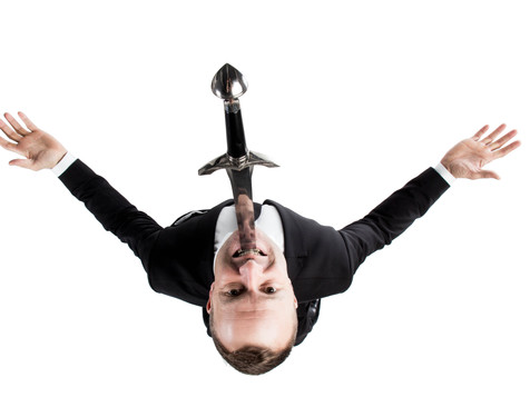 Jack Wise - Magician, Ventriloquist & Sword Swallower