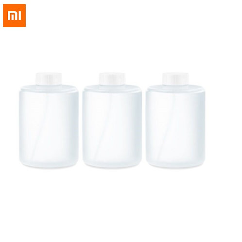 Xiaomi Automatic Soap Dispenser Hand Foaming Soap Refill (3 BOTTLES)