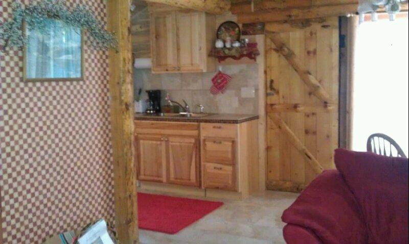 New kitchen.