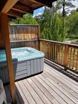 Hot Tub On River
