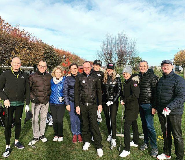 Cours collectifs adultes au @golf_parisl