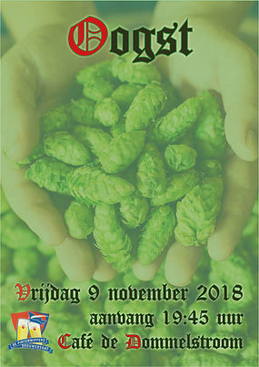 Poster Oogst 2018