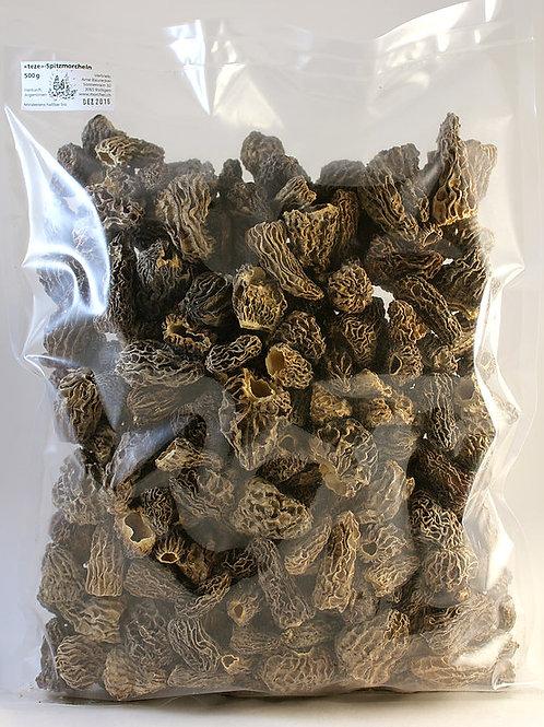 Ab 1 Beutel - TEZE Spitzmorcheln 500 g