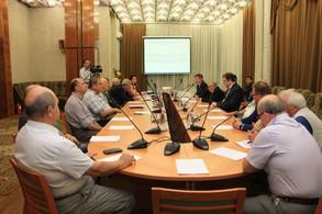 Заседание Городского научно-технического Совета