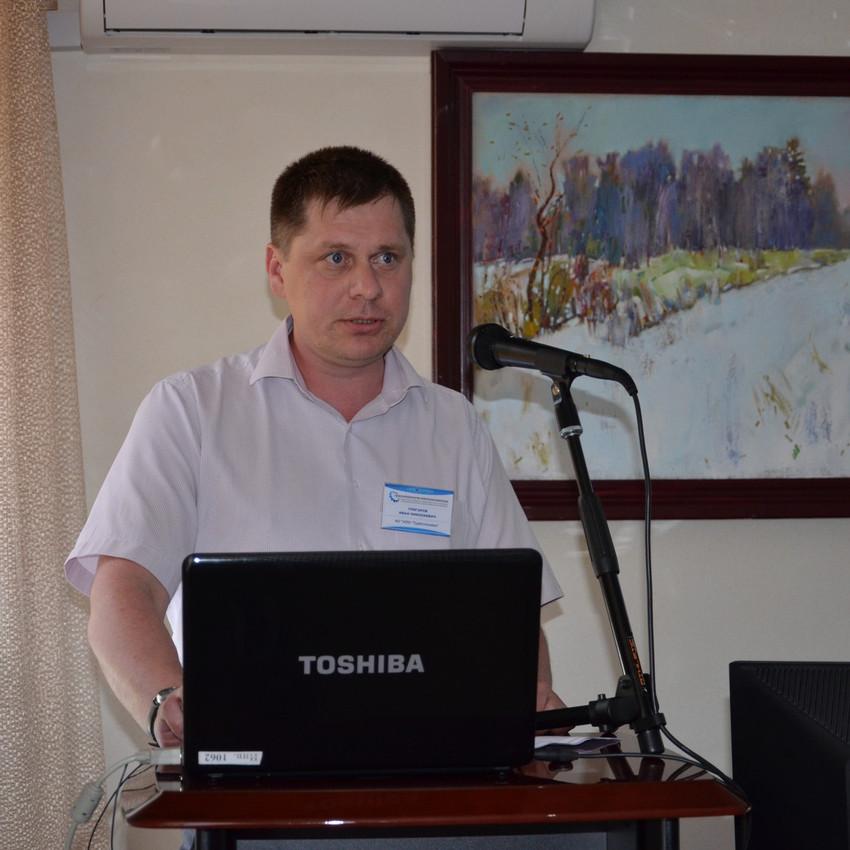 И. Н. Григоров, начальник КБ Газодинамики, АО «НПО «Турботехника»
