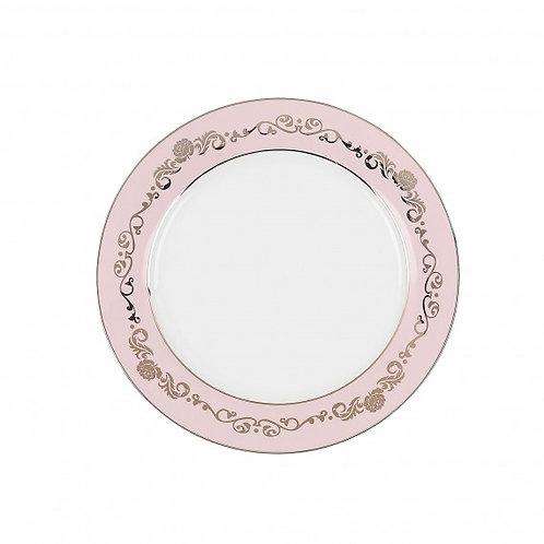 Vanderpump Belgravia Dinner Plate Pink