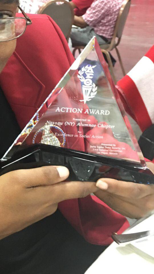 National Social Action Award