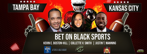 BET ON BLACK SPORTS, KEVIN E. BOSTON-HIL
