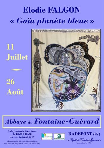 Abbaye de Fontaine-Guérard 2020