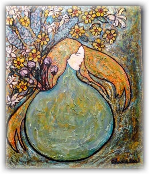La Femme Vase