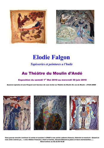 Moulin d'Andé 2010